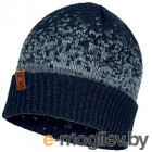 Шапка Buff Knitted Hat Valter Graphite (117890.901.10.00)