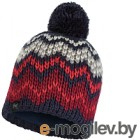Шапка Buff Knitted&Polar Hat Danke Night Blue (116019.779.10.00)