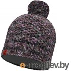 Шапка Buff Knitted&Polar Hat Margo Plum (113513.622.10.00)