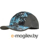 Кепка Buff 5 Panels Cap Kids Sway Multi (120056.555.10.00)