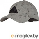 Кепка Buff Baseball Cap Kids Neem Grey (122557.937.10.00)