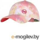 Кепка Buff Baseball Cap Patterned Laelia Pale Peach (119532.216.10.00)
