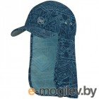 Кепка Buff Bimini Cap Kids Kasai Night Blue (122548.779.10.00)