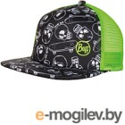 Кепка Buff Trucker Cap Kids Bone Multi (120059.555.10.00)