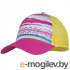 Кепка Buff Trucker Cap Kids Elytra Multi (120046.555.10.00)