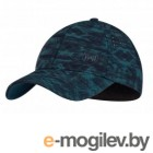 Кепка Buff Trek Cap Kibwe Blue (L/XL, 122584.707.30.00)