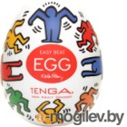 Мастурбатор для пениса Tenga Keith Haring Egg Dance / 31001