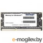Patriot PC-12800 DDR3-1600 4GB SODIMM