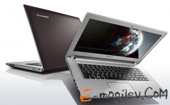 Lenovo IdeaPad Z400 TOUCH Core i3-3120M/4Gb/1Tb/DVDRW/GT635M 2Gb/14/HD/1366x768/W8SL/brown/BT4.0/4c/WiFi/Cam