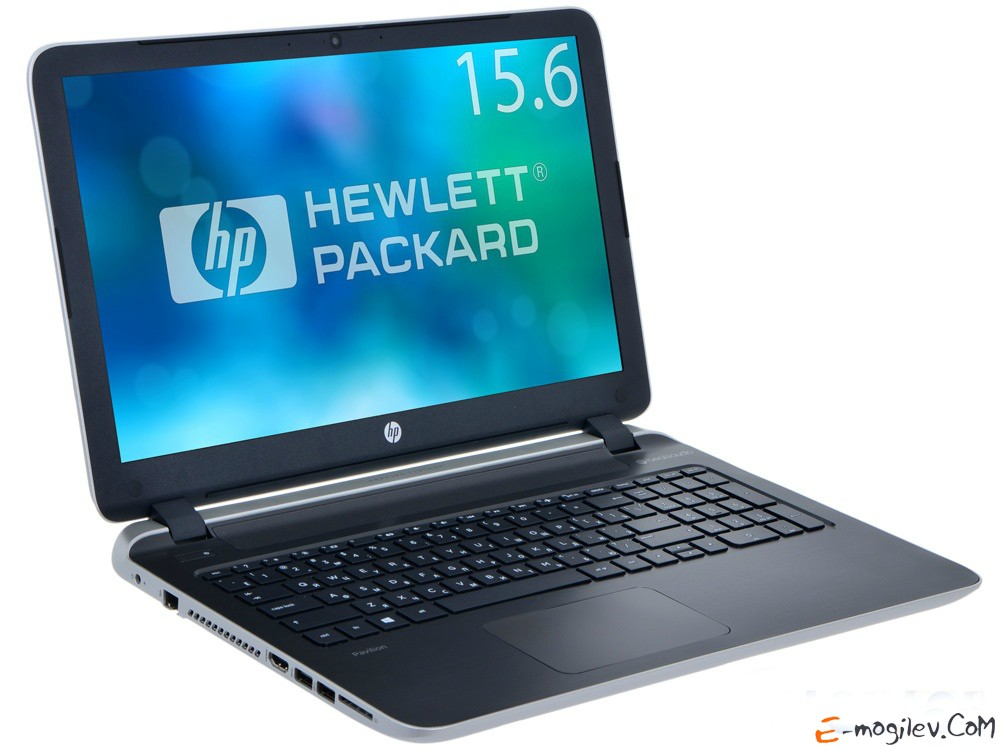 HP Pavilion 15-p055sr (G7W94EA) i5-4210U (1.7)/4G/500G/15.6HD/NV 840M 2G/DVD-SM/BT/Win8.1 (Natural silver)