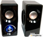 Dialog Stride AST-25UP CHERRY - 2.0, 6W RMS, вишневые, питание от USB
