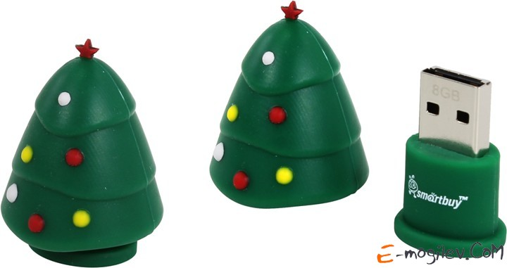SmartBuy X'mas series <SB8GBXtree> USB2.0 8Gb