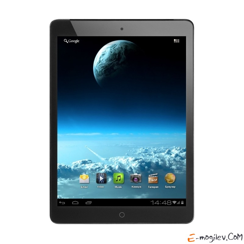 RoverPad Tesla Impulse 9.7 | MTK8382 1200 MHz | 9.7 1024x768 IPS | 1Gb | 8Gb | WiFi + 3G | BT | CAM | Android 4.2 | Silver