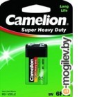 Camelion 9V 6F22-BP1G Крона, Super Heavy Duty