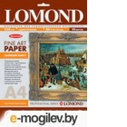 Холст Lomond Pigm Canvas P А4 10л