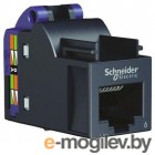 Schneider Electric Actassi Коннектор RJ-45 S-One кат.6 UTP, 12 шт.