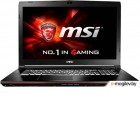 MSI GE72 6QC-065 Apache Core i5 6300H/17.3 FHD/8Gb/1Tb/GTX 960M 2Gb/DVD-RW/Wi-Fi/Bluetooth/CAM/Win 10/Black (9S7-179554-065)