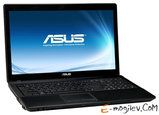 ASUS K54HR 15.6 LED/Intel Celeron B815/2Gb/500Gb/1Gb ATI Radeon HD7470/Black/DOS