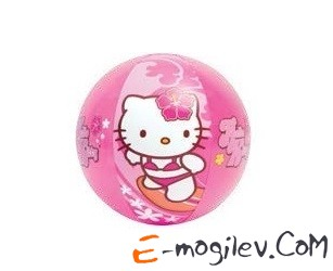 58026, Intex, Пляжный мяч 51см Hello Kitty Sanrio, от 3 лет, уп.36
