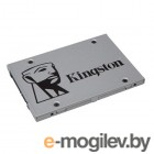 SSD. Kingston 2,5 SATA-III UV400 Series 240GB SUV400S37/240G TLC NAND
