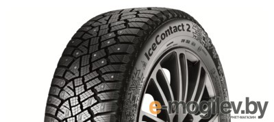 Continental IceContact 2 255/45 R19 104T Зимняя Легковая