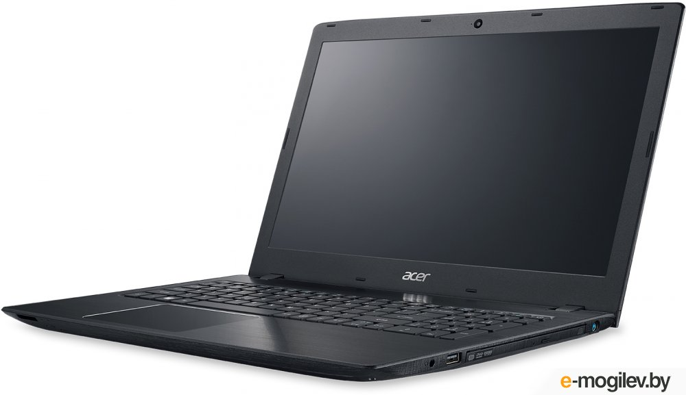 Acer Aspire E5-575G-33J0 Core i3 6006U/4Gb/500Gb/DVD-RW/nVidia GeForce 940MX 2Gb/15.6/HD (1366x768)/Windows 10/black/WiFi/BT/Cam/2800mAh