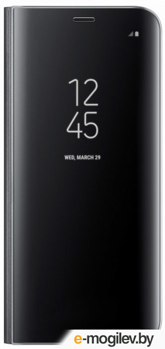 Чехол (флип-кейс) Samsung для Samsung Galaxy S8 Clear View Standing Cover черный (EF-ZG950CBEGRU)