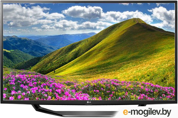 LG 49 49LJ515V черный/FULL HD/50Hz/DVB-T2/DVB-C/DVB-S2/USB (RUS)