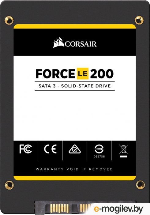 Corsair SATA III 480Gb CSSD-F480GBLE200B Force 2.5