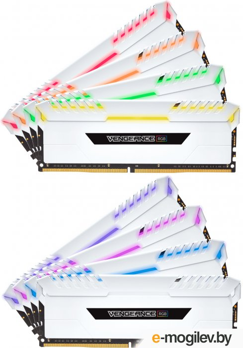 Память DDR4 8x16Gb 3200MHz Corsair CMR128GX4M8C3000C16 RTL PC4-24000 CL15 DIMM 288-pin 1.35В