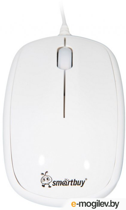 SmartBuy Optical Mouse SBM-313-W