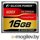 Silicon Power 600X Professional Compact Flash Card 16GB