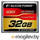 Silicon Power 600X Professional Compact Flash Card 32GB